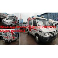 Wholesale Wholesale High quality and low price IVECO 4*2 LHD diesel mobile transiting ambulance,IVECO ambulance vehicle for sale from china suppliers