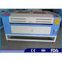 Wholesale High Speed Automatic Co2 Laser Cutter , 1390 Wood Laser Cutting Equipment from china suppliers