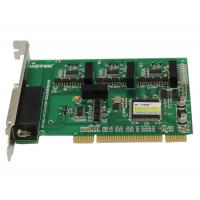 Wholesale Serial pci card , 4- port PCI to RS-232 Multi-port Card , 300bps from china suppliers