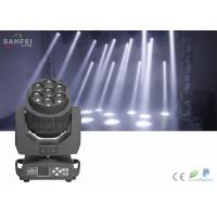 Wholesale Sound Contral Dj Led Light , Mini Bee Eye 6x10w Rgbw 4 In 1 Moving Head Light from china suppliers
