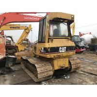 Buy cheap Enclosed A/C cabin CAT D5G LGP Used Bulldozer 99hp engine power from wholesalers