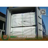 Quality Mac1 Defensive Barrier for Military Security | 1.37high X 1.06X10m ISO certificated China company for sale