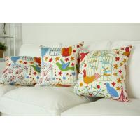 Wholesale contemporary indoor cotton chair throw pillows beautiful For Kids from china suppliers
