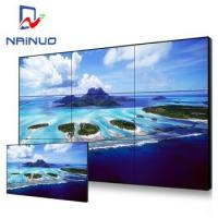 Wholesale 3.5MM Wall Mounted Video Wall , Lcd Splicing Screen Easy Installation from china suppliers
