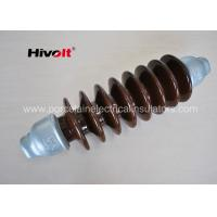 Wholesale 46 KV Station Post Insulators , Suspension Type Insulator Self Cleaning from china suppliers