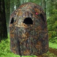 Buy cheap Hunting Blinds/Hunting Equipment, Camouflage Mesh Side Windows with Magnetic Closure from wholesalers