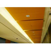 Quality Fire & Water proof Square Clip In Ceiling with Powder Coated for sale