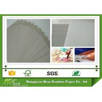 Wholesale Environment Grade A 320g-1950g Laminated Grey Board for Puzzl Sheet Paper from china suppliers