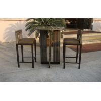Wholesale Rattan Conservatory Furniture , Outdoor Garden Table And Chairs from china suppliers