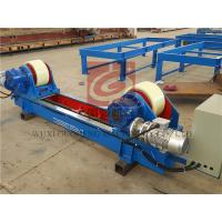 Wholesale Lead Screw Adjustable Type Pipe Turning Rolls With France Schneider Inverter 20T from china suppliers