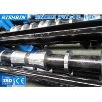 Wholesale High Frequency Floor Metal Deck Roll Forming Machine with 45 # Steel from china suppliers