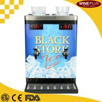 Wholesale Adjustable Temperature Chilled Liquor Dispenser , Liquor Chiller Machine CE Certification from china suppliers