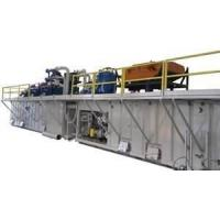 Wholesale Mud Tank, solid control system, c / w shale shaker, centrifuge, sand pump, agitator from china suppliers