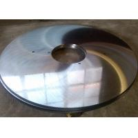 Wholesale Angle steel and channel steel cutting 65Mn steel circular hot cut saw blade from china suppliers