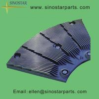 Wholesale DD-series refiner plates for pulping from china suppliers