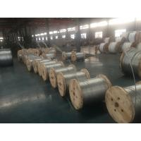 Wholesale AISI ASTM BS DIN GB JIS Galvanized Stay Wire , Galvanized Guy Strand Wire For Construction from china suppliers