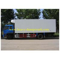 Wholesale Refrigerated freezer box truck 5 tons RHD / LHD for seafood transport from china suppliers