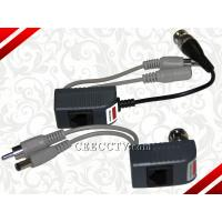 Wholesale CCTV via Cat-5 Twisted Pair Audio / Video / Power Balun Transceivers (Pair) CEE-TP11 from china suppliers
