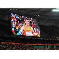 Wholesale Full Color programmable Stadium LED Display indoor Aluminum Synchronization IP20 from china suppliers