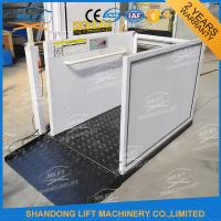Wholesale Portable Handicap Lift Equipment Electric Vertical Residential Wheelchair Lifts For Home from china suppliers