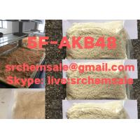 5F-AKB48 Research Chemicals Cannabinoids Compounds White Powder 5F-AKB48 5F-APINACA