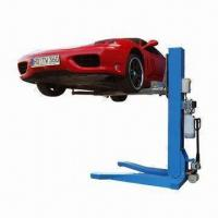 Wholesale Single Post Car Lift, Movable and Works Smoothly, with One Cylinder and CE Mark from china suppliers