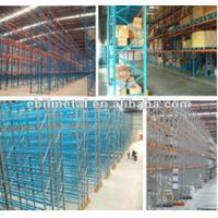 Wholesale Warehouse Selective Pallet Racks from china suppliers