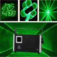 Buy cheap customized 1W green laser diode  Professional stage laser light in China from wholesalers