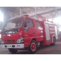 Wholesale Water fire truck and foam fire truck manufacturer in China from china suppliers