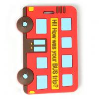 Wholesale Promotion and Advertising High Grade quality gift of PVC Baggage Tag from china suppliers