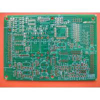 Wholesale 4 Layers FR4 Custom PCB Boards with Immersion Gold and Green Solder Mask for Lighting from china suppliers