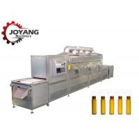 Wholesale Belt Conveyor Steel Industrial Microwave Equipment Nutrient Oral Liquid Sterilization from china suppliers