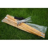 Wholesale Thin Wall 7075 Aluminium Tube / Tent Pole Yellow , E ⁄ Gpa 71 from china suppliers