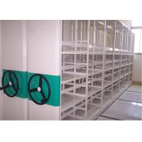 Wholesale Sliding High Density Mobile Shelving Systems / Storage Systems Large Capacity from china suppliers
