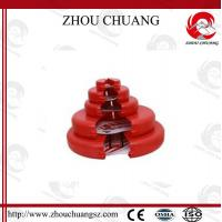 Wholesale HOT SALES 25mm-350mm ABS Red Standard Gate Valve Lockout for Safety Lock from china suppliers