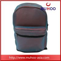 Buy cheap Mesh leisure duffle bag school bag sports backpack for outdoor from wholesalers