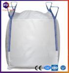 Wholesale Flat Bottom Flexible Intermediate Bulk Containers 1 - 1.5 Ton FIBC PP Jumbo Bag from china suppliers
