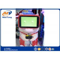 Wholesale Red Color Virtual World Simulator / Virtual Reality Machine With 3 Glasses from china suppliers