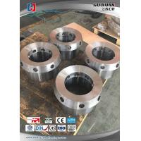 Quality Carbon steel 1040 , 45# hold-down nut , 1040 nut Open Die Forgings EF+LF+VD for sale