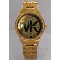 Wholesale Golden Diamond Luxury Metal Wrist Watch For Womens With Shinny Dial from china suppliers