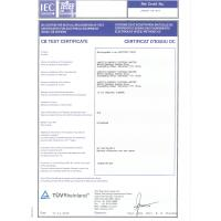 Unitech Energy System Limited Certifications