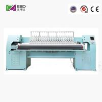 Wholesale High Speed 4 Colors Quilting Embroidery Machine Working Width 2850mm from china suppliers