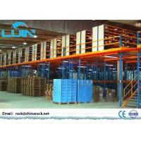 Wholesale Metal Rack Supported Mezzanine Anti Corrosion Material Various Size Optinal from china suppliers