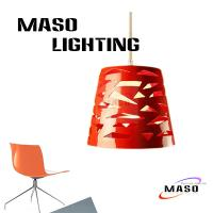 Contemporary Bucket Resin Shade Pendant Lamp Energy Saving Light Source For Bedroom, Bar