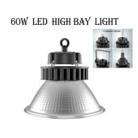 Wholesale 60W 110Lm/W LED Project Lamp IP65 LED Industrial High Bay Light Fixtures from china suppliers