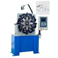 Wholesale Small Extension Spring Machine Consists Of Cam Axis / Spring Winder Machine from china suppliers