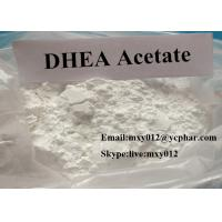 Wholesale Dehydroepiandrosterone Acetate Male Sex Enhancement Steroids Androgenic DHEA Acetate Powders from china suppliers
