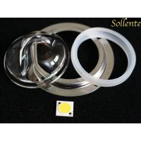 Wholesale Round COB LED Modules For LED Tunnel Light , 120*60 Degree 56mm Optical Lens from china suppliers