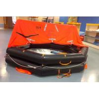 Wholesale Inflatable life raft price SOLAS approved rigid type from china suppliers