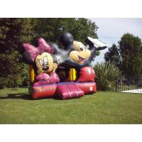 Wholesale Durable Outdoor PVC Coated Mickey Mouse Bounce House For Children from china suppliers